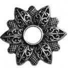 Metalo Flower Timeless Black