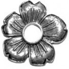 Metalo Flower Antique Silver